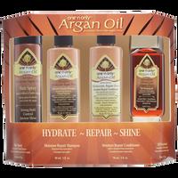 Argan Oil Travel Kit