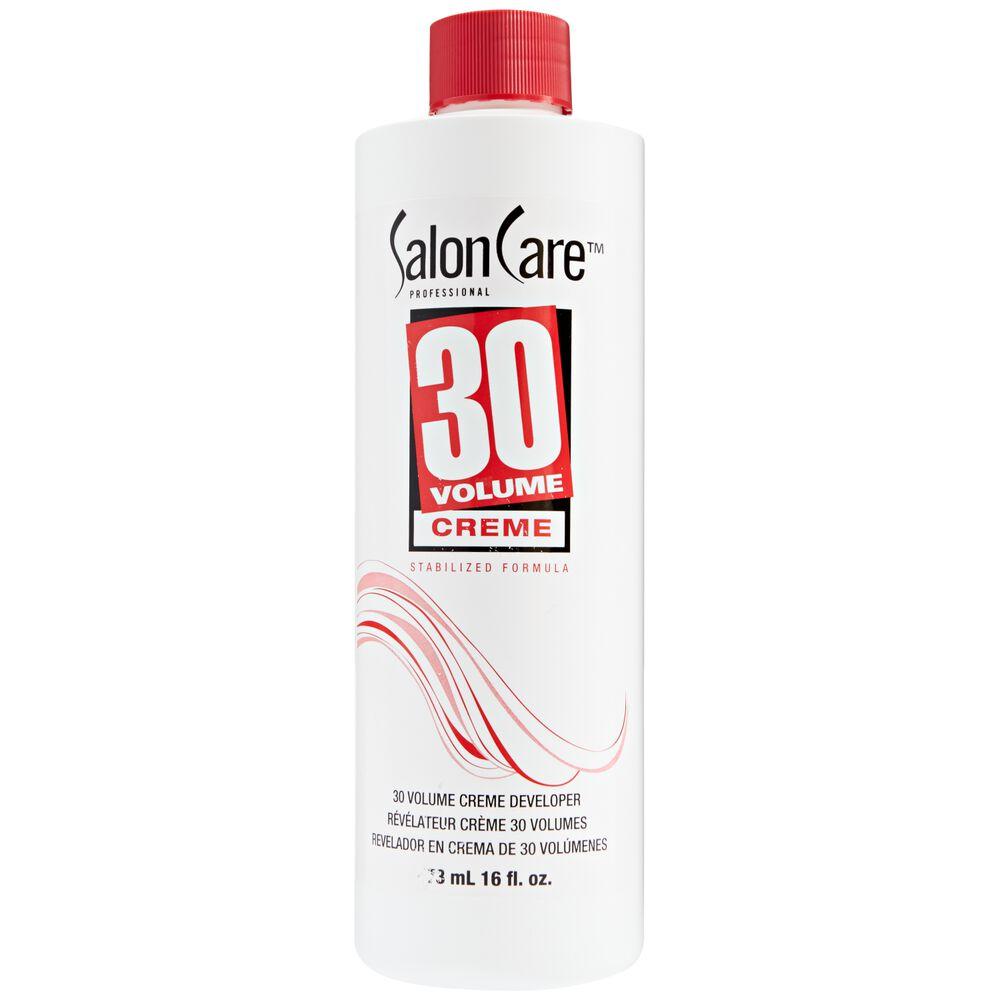 Salon Care 30 Volume Creme Developer