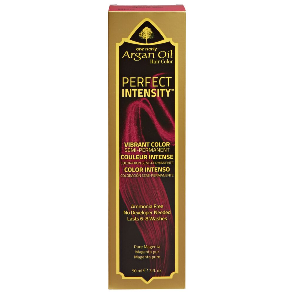 One N Only Argan Oil Hair Color Perfect Intensity Pure Magenta