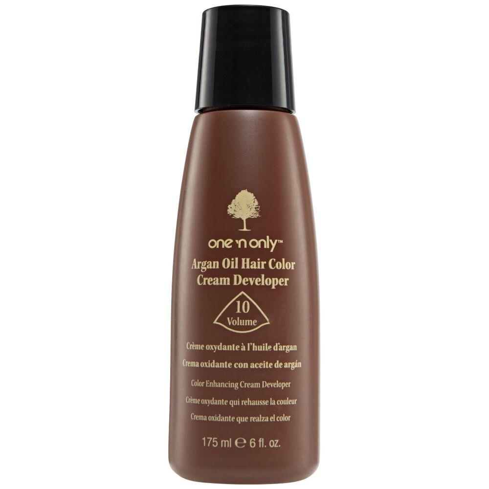 One N Only Argan Oil Hair Color Cream Developer 10 Volume