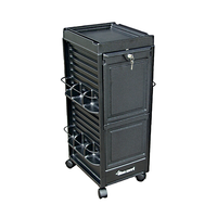 N20PKD Nico Max KD Locking Trolley