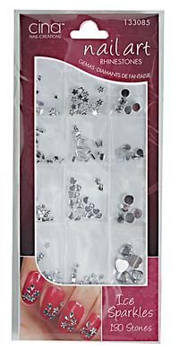 Art Jewelry Decals Ice Sparkles Rhinestones