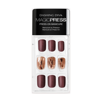 Dashing Diva Magic Press on Nails Northern Light