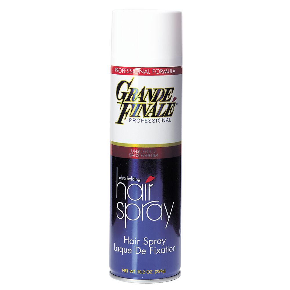 Grande Finale Unscented Hair Spray