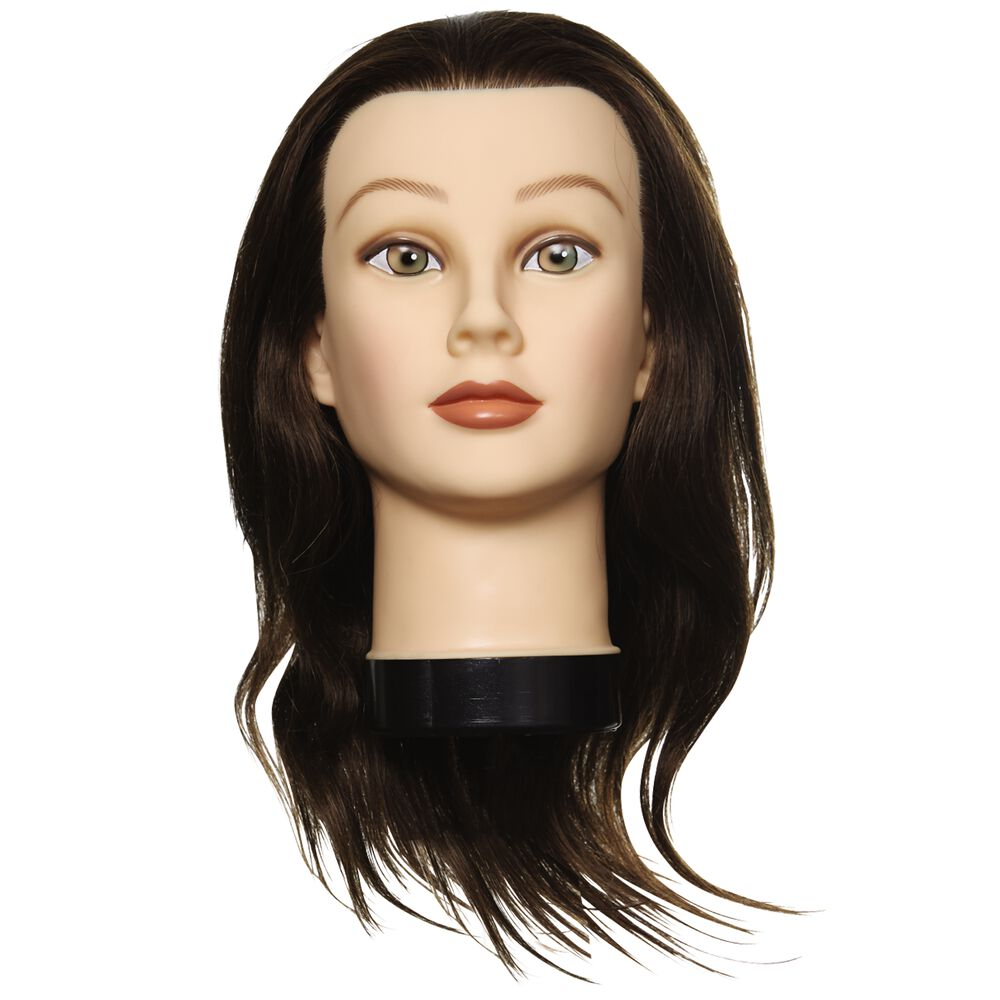 Miss Katy Mannequin Head By Salon Care Beauty Student