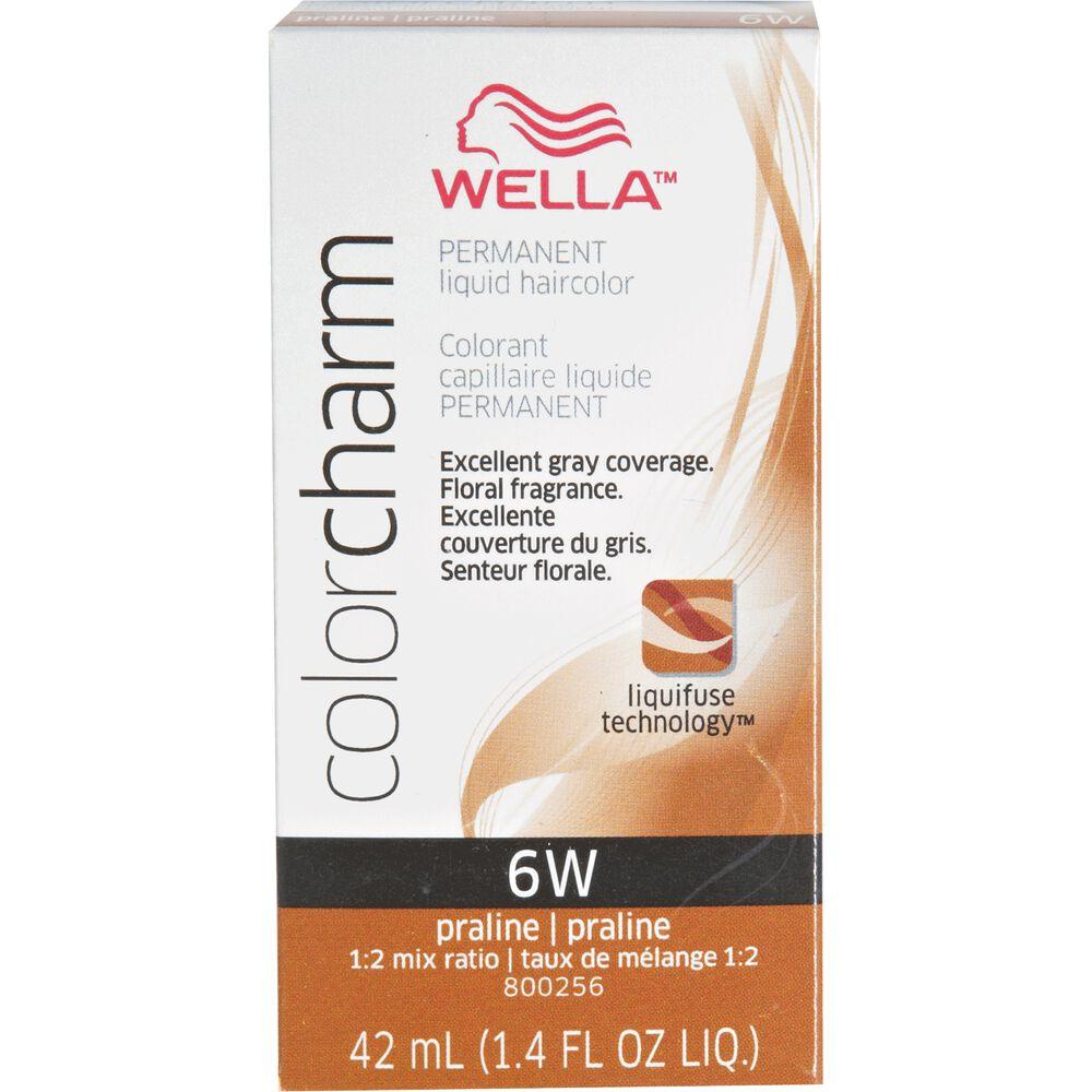 Praline Color Charm Liquid Permanent Hair