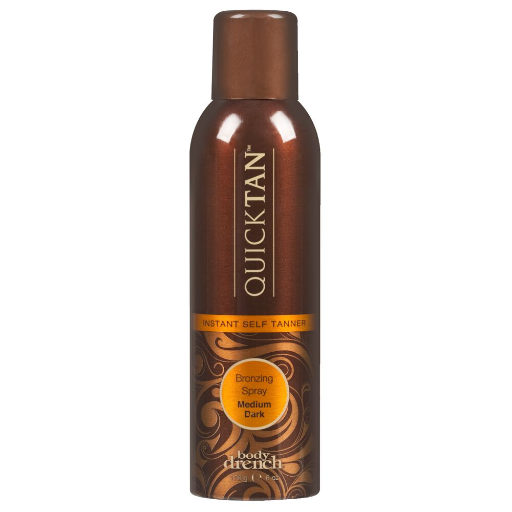 Quick Tan Medium Dark Bronzing Spray