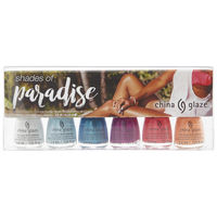 Micro Mini Shades of Paradise 6 piece Kit