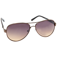 Three Toned Aviator Sunglasses