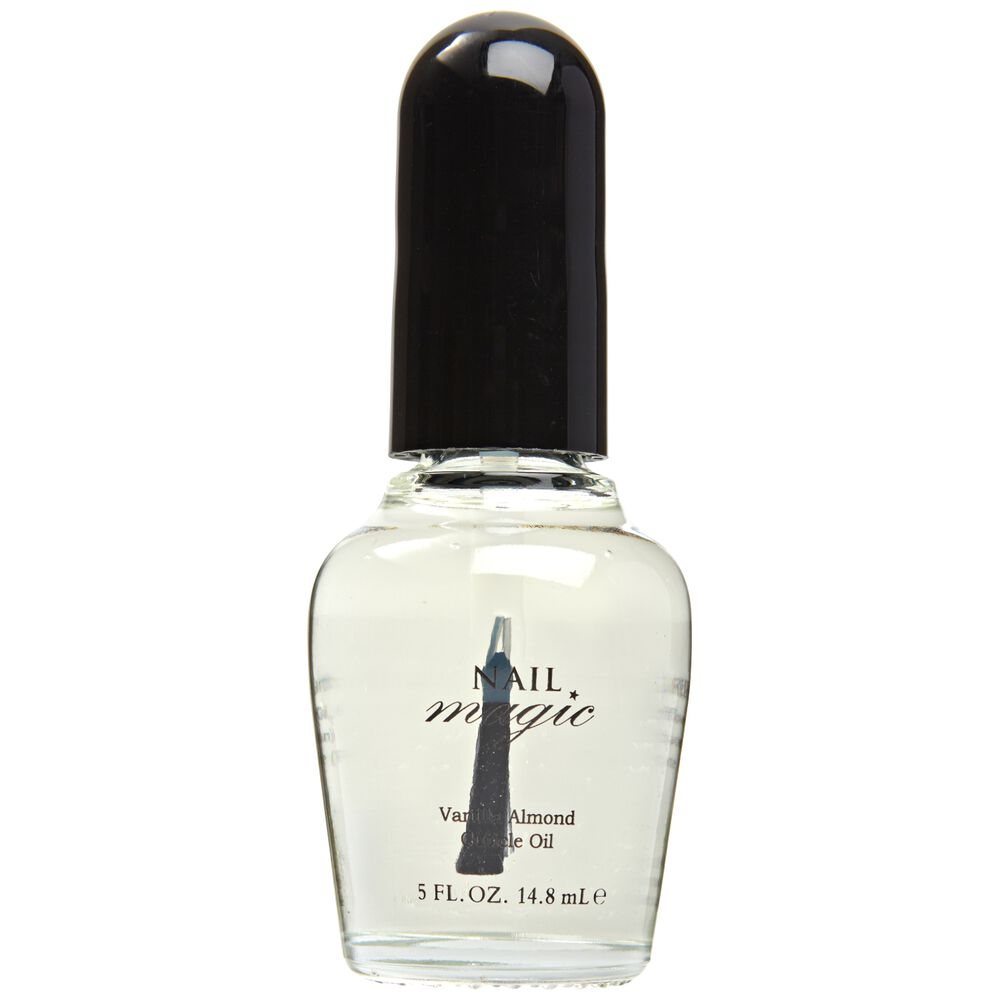 Nail Magic Cuticle Oil Vanilla Almond