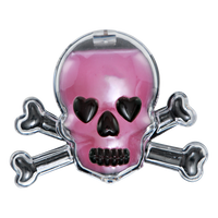 Strawberry Skull and Bones Lip Balm