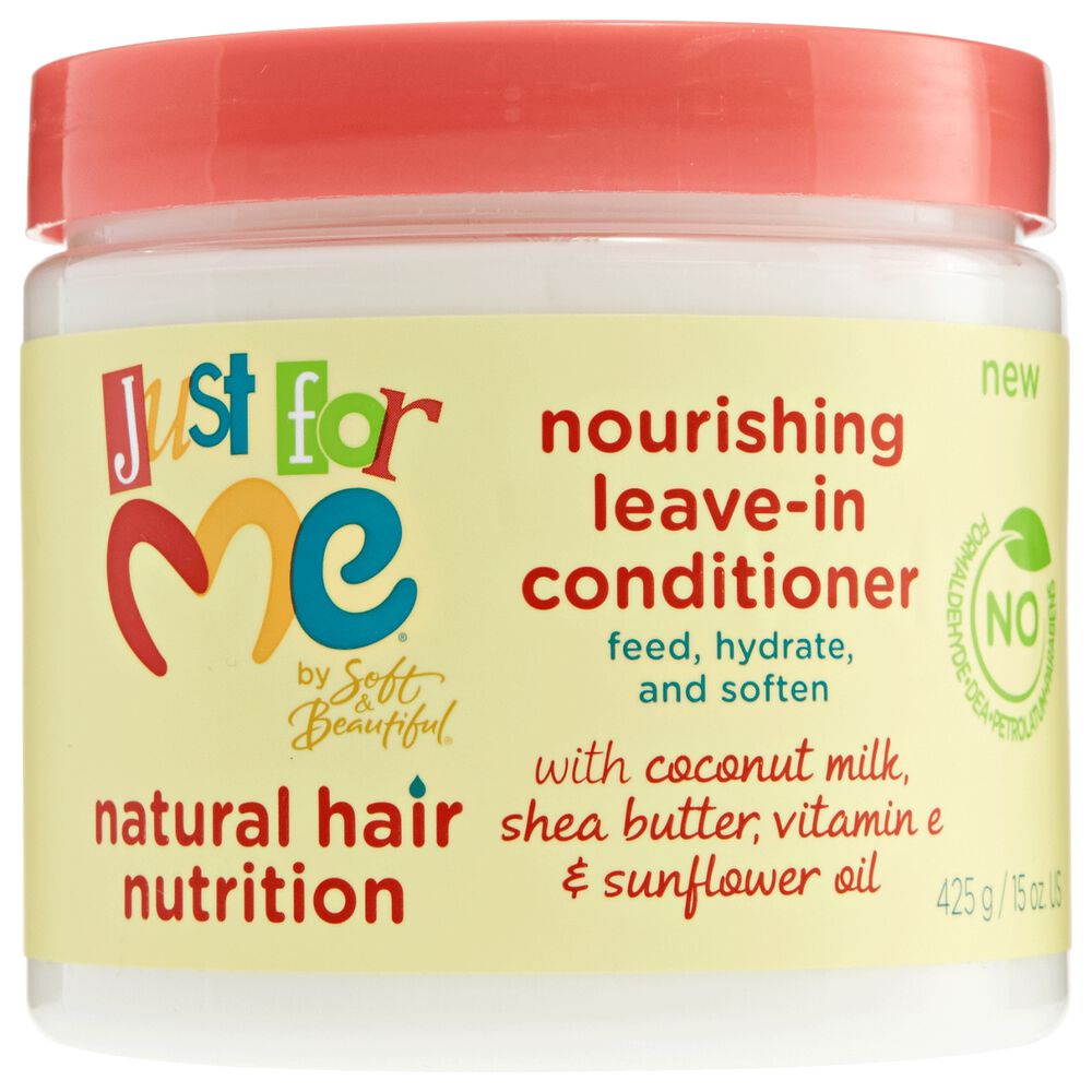 Kids Natural Hair Nutrition Leave In Conditioner