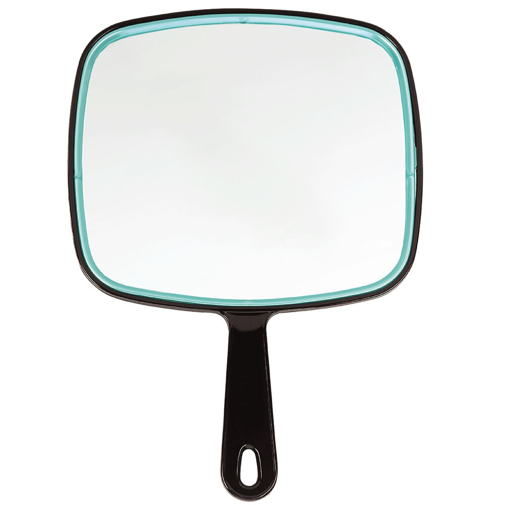 Salon care extra large hand mirror for Mirror o mirror