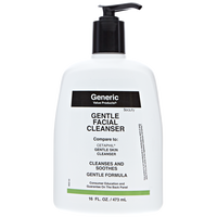 Gentle Facial Cleanser Compare to Cetaphil Gentle Skin Cleanser