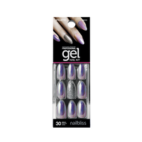 Metallic Rainbow Gel Nail Kit