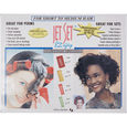Jet Set EZ Grip 48-Piece Curler Set for Shorter Hair