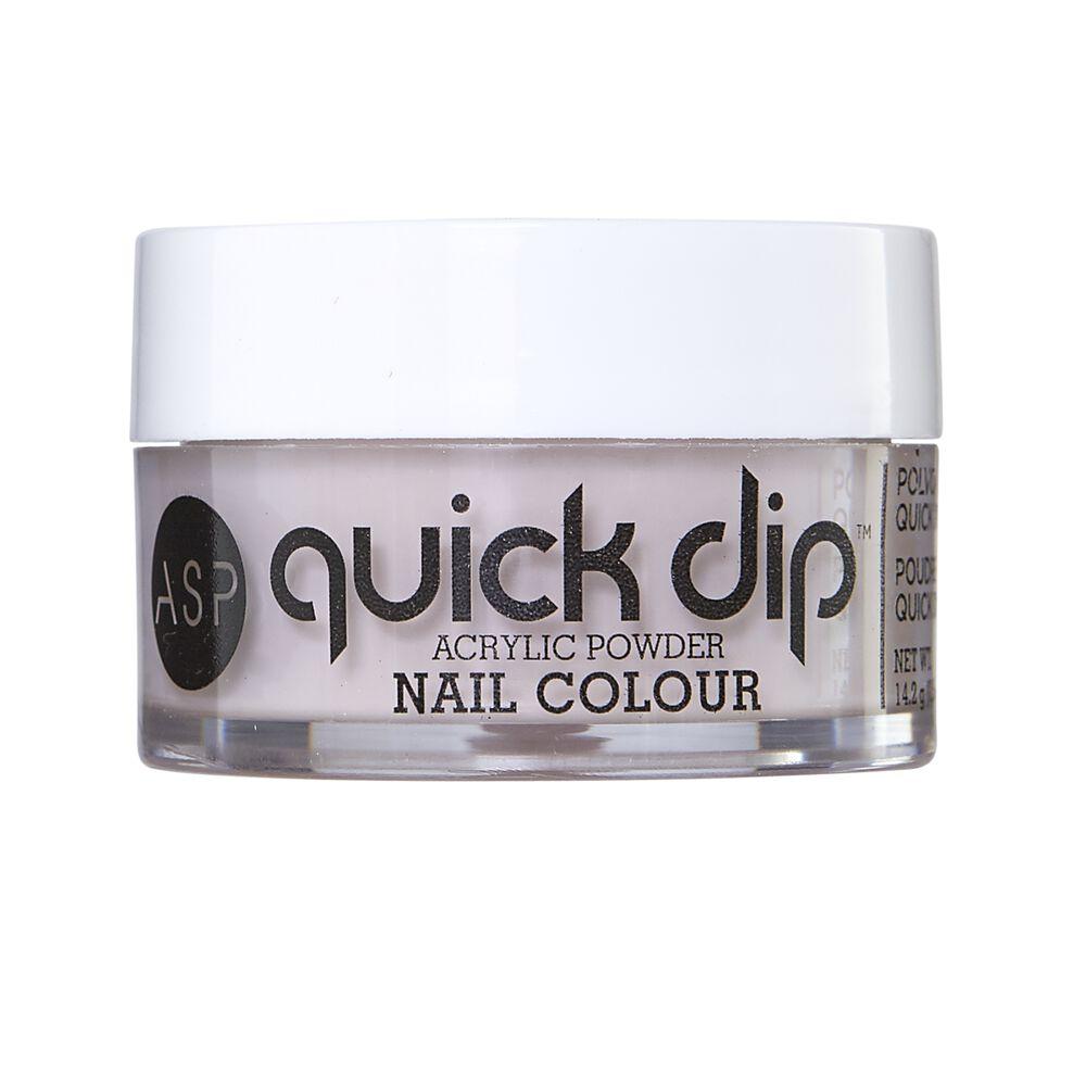 Nail Dip Powder Nyc: ASP Quick Dip Powders Chocolate Milk