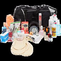 Beauty School Professional Manicure & Pedicure Kit
