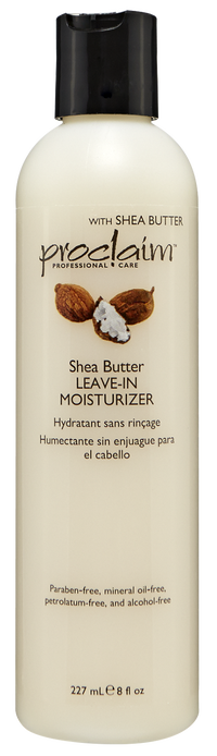Shea Butter Leave In Moisturizer