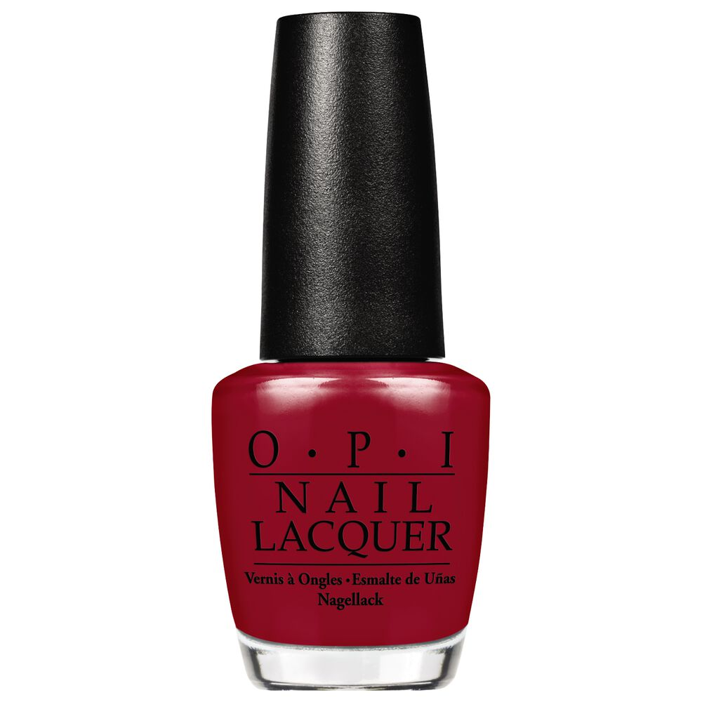 Opi nail lacquer got the blues for red nail lacquer nvjuhfo Images
