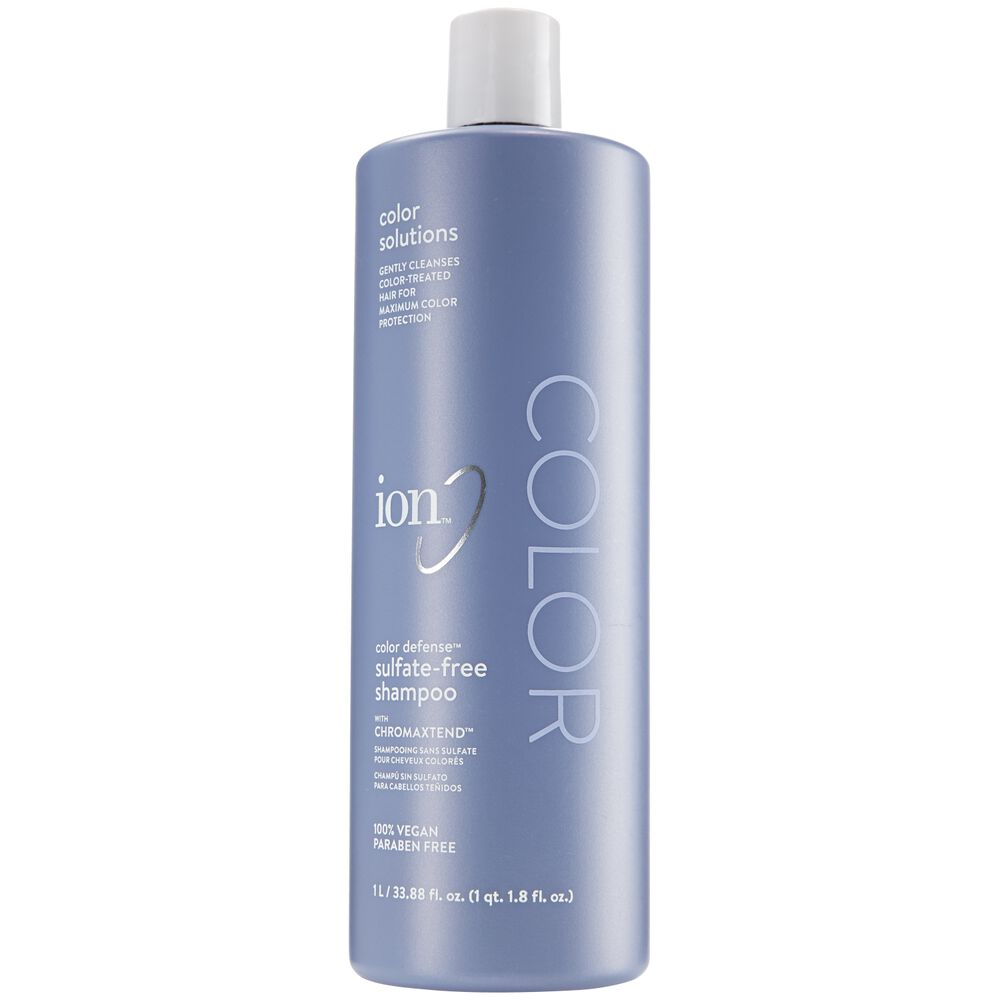 Ion Color Defense Sulfate Free Shampoo By Color Solutions Shampoo