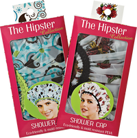 The Hipster Collection Shower Cap