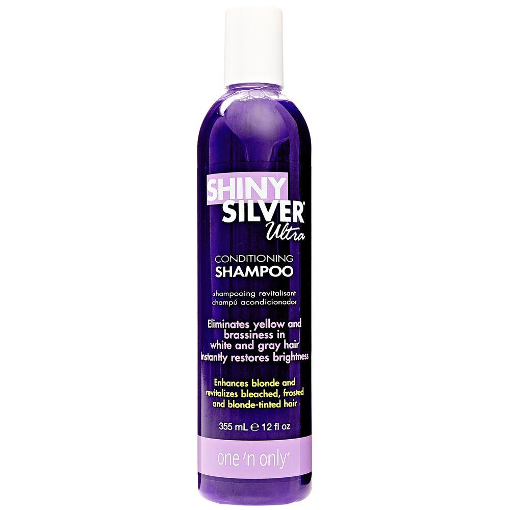 Shiny Silver Shiny Silver Ultra Conditioning Shampoo 12 Fl Oz By One