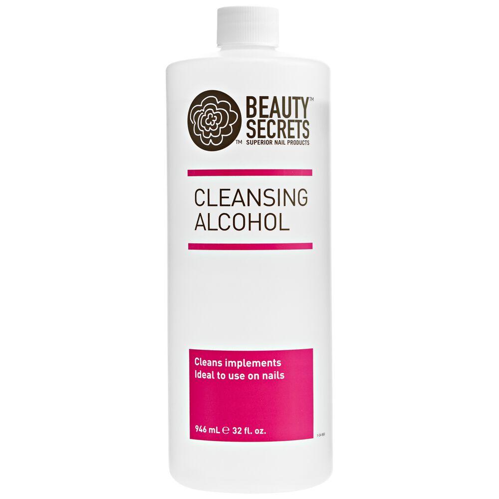 Beauty Secrets Professional Salon Formula Cleansing Alcohol