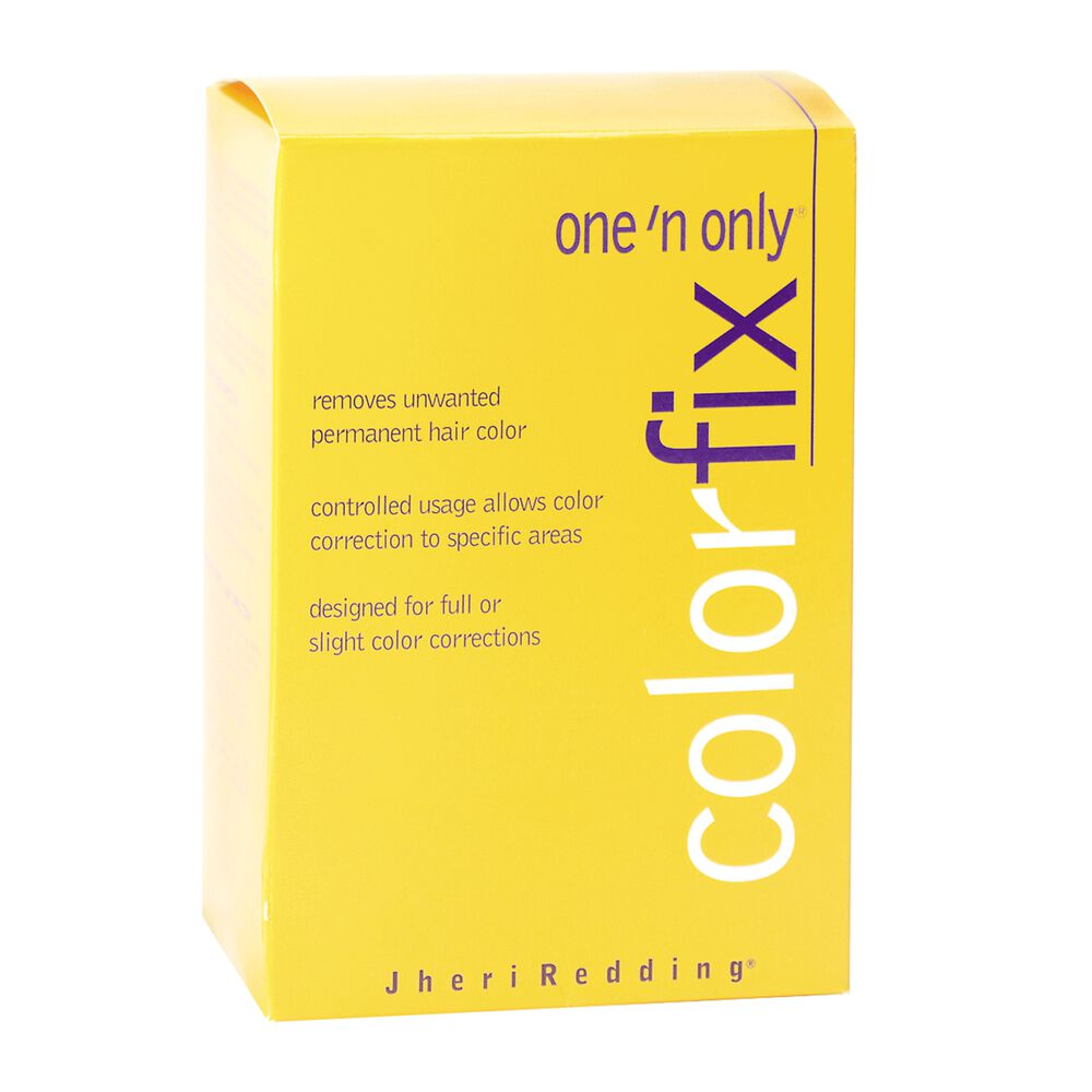 One N Only Colorfix Hair Color Remover Hair Color Removers