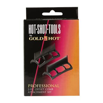 2 Piece Comb Set By Hot Shot Tools Blow Dryer Sally Beauty