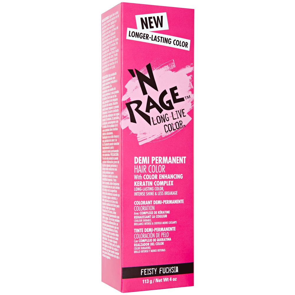 N Rage Demi Permanent Hair Color