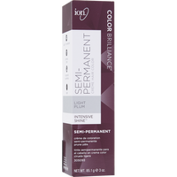 Light Plum Semi Permanent Hair Color