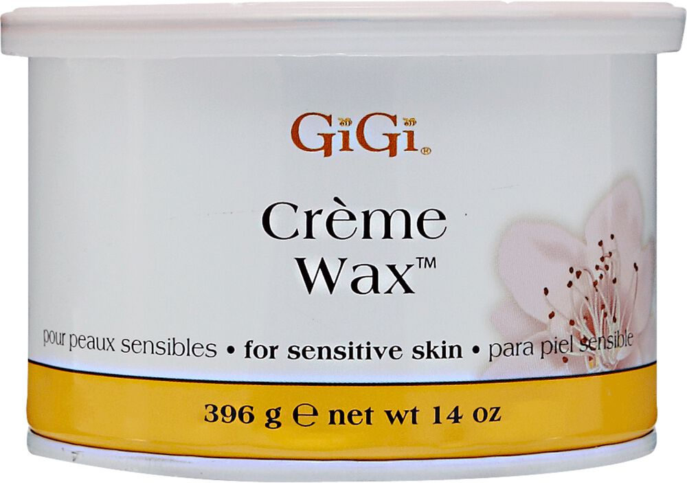 how to use gigi creme wax