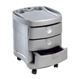 Pedicure Utility Cart 2042