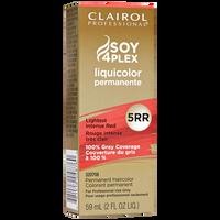 5RR Lightest Intense Red LiquiColor Permanent Hair Color