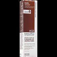 5WB Medium Warm Beige Brown Liqui-Creme Permanent Haircolor