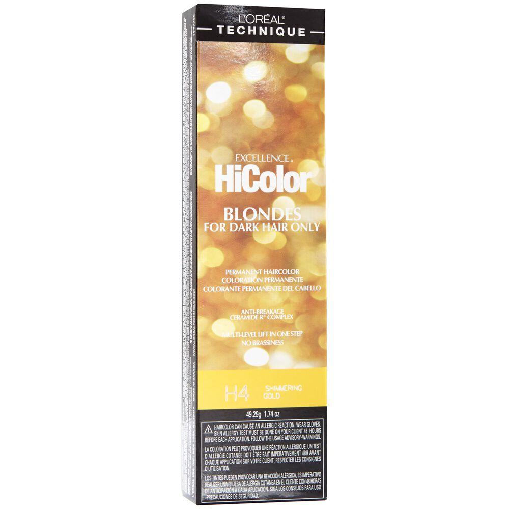 L Oreal Sizzling Copper Permanent Creme Hair Color By Excellence