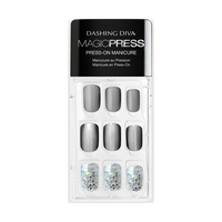 Dashing Diva Magic Press on Nails Glow Getter