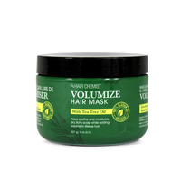 Volumize Hair Mask with Tea Tree Oil