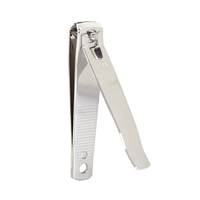 Straight Edge Toenail Clipper