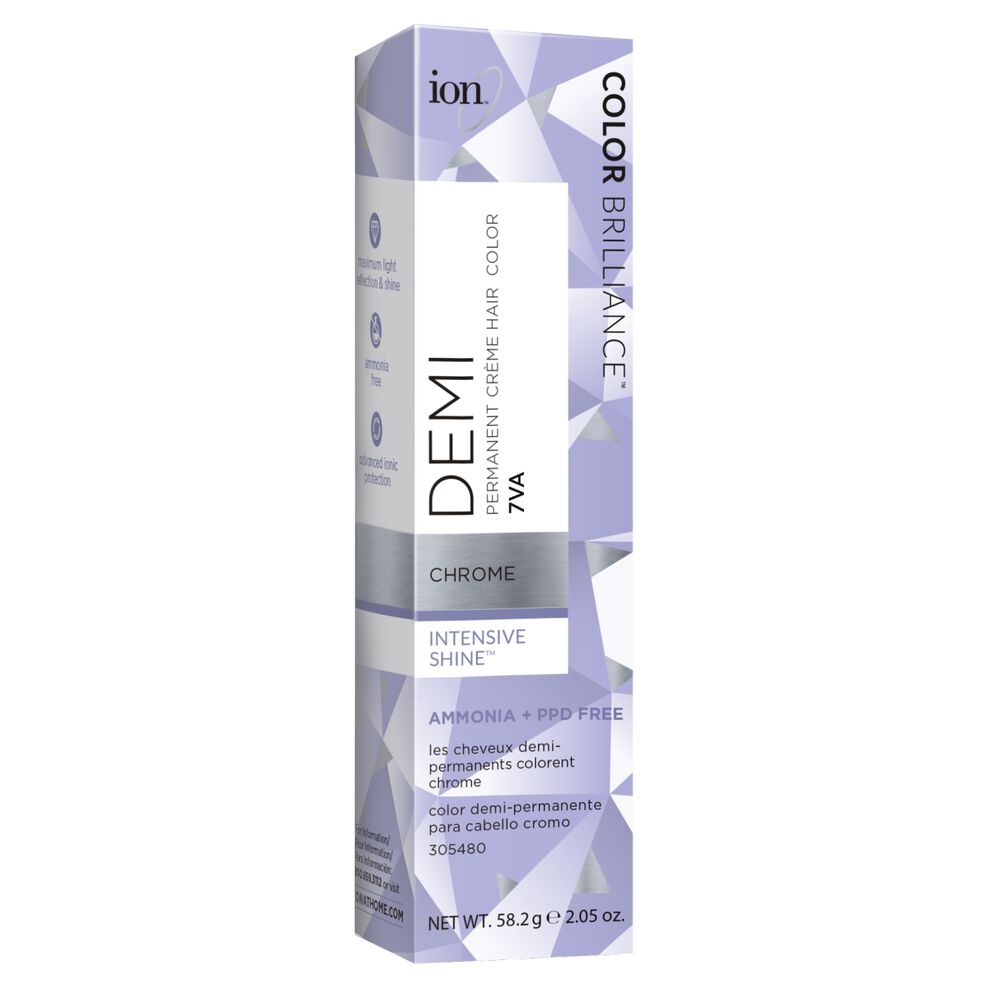 Ion Color Brilliance Master Colorist Series Chrome Demi Permanent