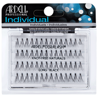 Individual Long Flare Lashes