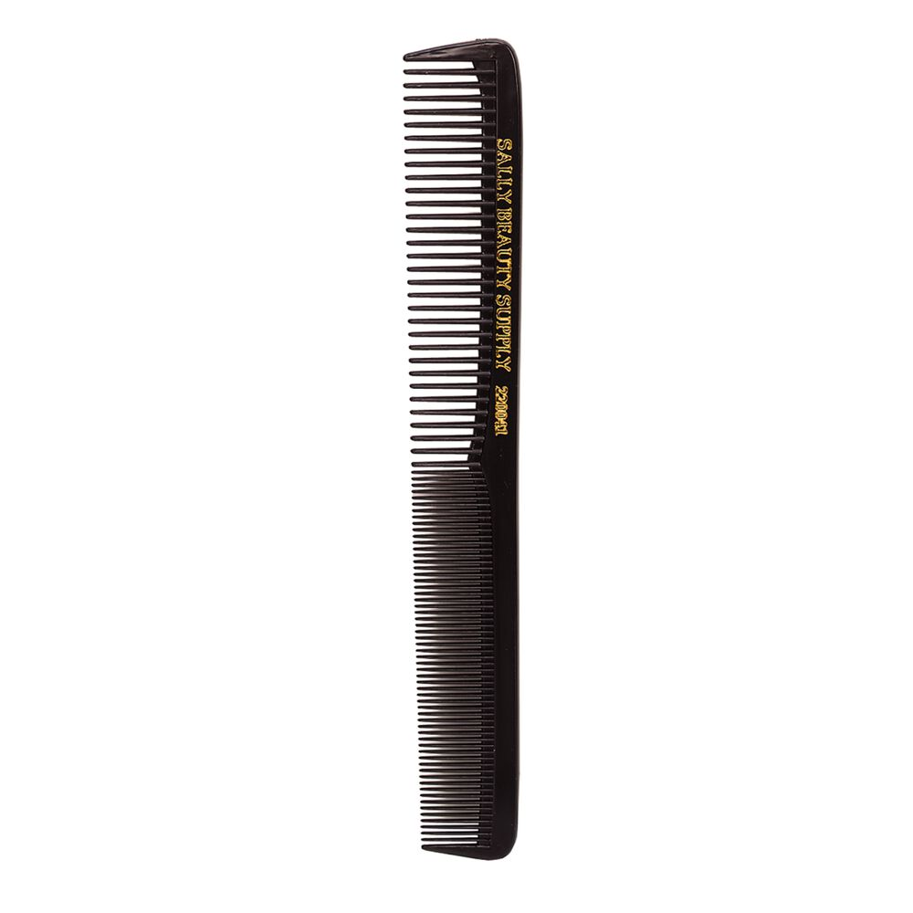Black Professional Styling Comb 10