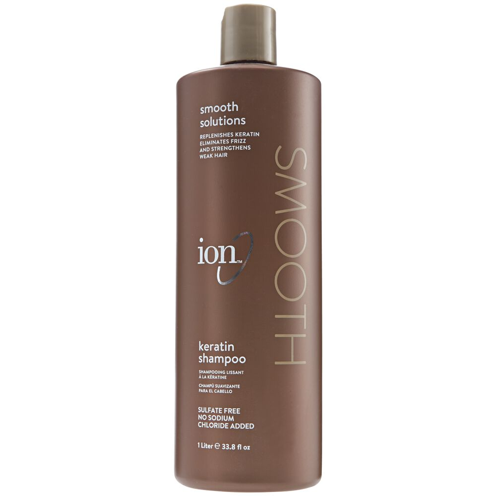 Ion Keratin Smoothing Shampoo