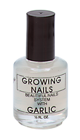 Growing Nails Garlic Treatment