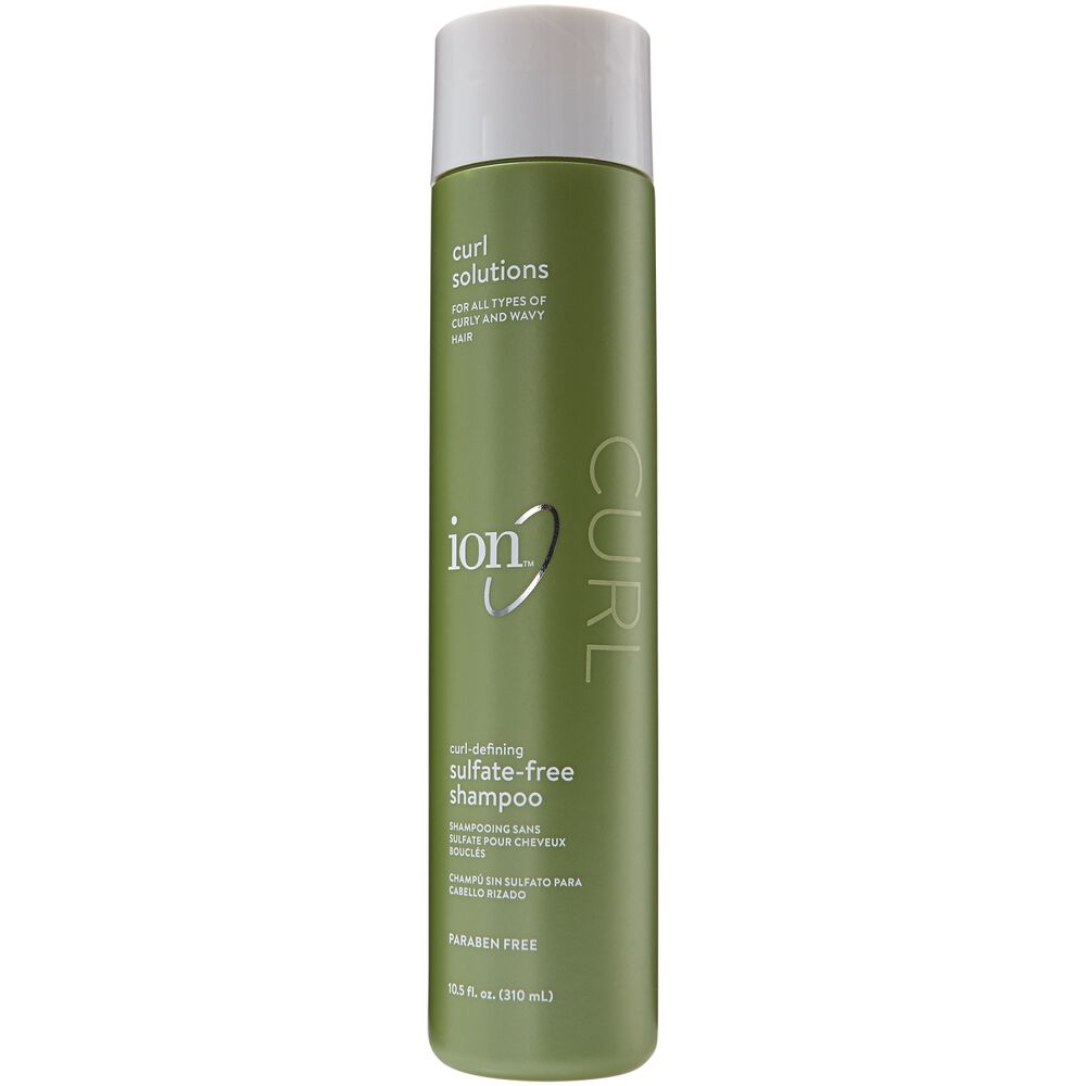Curl Solutions Curl Defining Shampoo By Ion Shampoo Sally Beauty