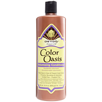 Argan Oil Color Oasis Volumizing Conditioner 33.8 oz.