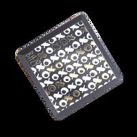 X's & O's Custom Compact Case