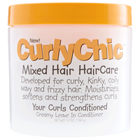 Your Curls Conditioned Creamy Leave In Conditioner