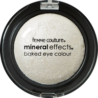 Mineral Effects Baked Eyeshadow Pure Platinum